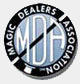 Maxello Magic is a member of Magic Dealers Association