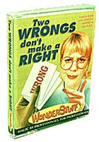 Two Wrongs Do not Make a Right by Pat Tricks