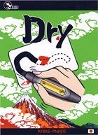 Dry (Japanese High Tech Marker Trick) by Kreis Magic