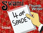 Swami Writer, Thumb Tip, Small