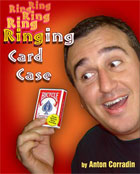 Ringing Card Case by Anton Corradin
