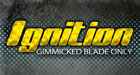 Ignition, Gimmicked Blade Only by MagicSmith