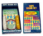 Ring and Rope Tricks Set, Plus Book