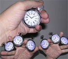 Multiplying Pocket Watches